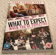 Only £1.48!! What To Expect When You're Expecting DVD (2012) Fast Free Postage