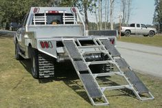 Need to put this flatbed on my truck