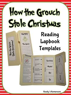 Hooty's Homeroom: A Grinchy Christmas