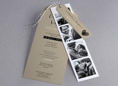 Invitación de Boda Hector M42-005 - Collection Hipster - Faire-part-creatif.com
