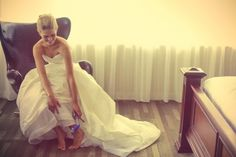 Inspiration: Striped Wedding Details - United With Love Wedding Pics, Wedding Bells, Wedding Bride, Summer Wedding, Wedding Events, Dream Wedding, Wedding Day, Wedding Dreams, Striped Wedding