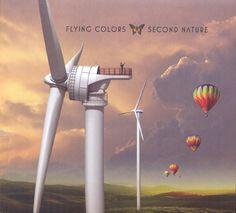 Flying Colors [Second Nature]. 2014. Artwork : Hugh Syme.