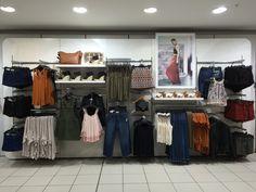 Native Folk - New Look trend visual merchandising