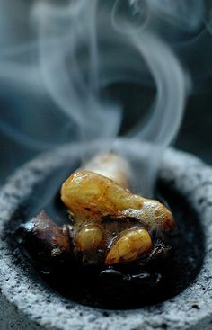 Frankincense Resin releases powerful positive vibrations and drives away evil and negativity. Used as an incense for purification, spiritual growth, knowledge and meditation. Resin incenses are the top of the line in incense burning.