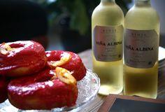 Vina Albina Semi-sweet, very personal, complex, varietal aroma.