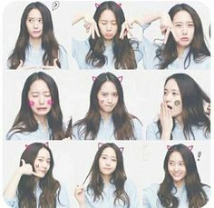 ผู้ติดตาม 100 คน, กำลังติดตาม 17 คน, โพสต์ 228 รายการ - ดูรูปภาพและวิดีโอ Instagram จาก KRYSTAL (@krystalsjfx) Jessica & Krystal, Krystal Jung, South Korean Girls, Korean Girl Groups, Girls Group Names, Sulli, Chara, Girl Crushes, My Girl