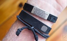 For those of us who take some risks in the great outdoors, a Road ID provides EMTs with your medical history and emergency contacts when you can't.  See my @Trailspace review at:  http://www.trailspace.com/gear/other/road-id-wrist-id-slim/#review31102