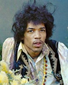 Channeling Jimi Hendrix, Part One