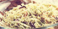 St-Hubert Salade de chou crémeuse Plat Simple, Cooking Recipes, Healthy Recipes, Kinds Of Salad, French Food, St Hubert, Salad Recipes, Cabbage, Salads