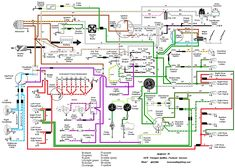 ELECTRIC: Wiring Diagram - Instrument Panel | \'60s Chevy C10 ...