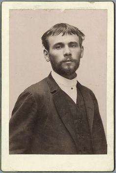 Austrian painter Gustav Klimt