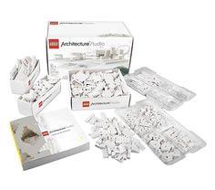 A LEGO, lançou uma coleção para maiores de 16 anos.  O LEGO Architecture Studio Kit é um produto para os adultos se divertirem como verdadeiros arquitetos. O kit inclui mais de 1200 peças pra todo o tipo de criações, além de um guia, de 272 páginas, com dicas e técnicas criados por alguns dos mais conceituados escritórios de arquitetura do mundo.  Os arquitetos piram. rsrs