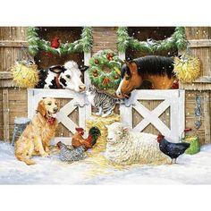 236 x 236 jpeg 15kB, Christmas Horse ~ on Pinterest | Horses, Donkeys ...
