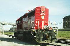 TRRA 3003   Description:  TRRA 3003   Photo Date:  12/18/2004    Location:  East Saint Louis, IL   Author:  Keith Belk  Categories:    Locomotives:  TRRA 3003(SD40R)
