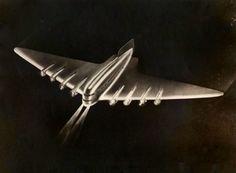 Double Decker Passenger Flying Wing