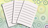 Teacher's Notes