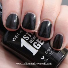 Wet n Wild Power Outage 1 Step Wonder Gel | Review & Swatches