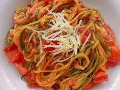 Zucchini - Spaghetti, ein sehr leckeres Rezept aus der Kategorie Gemüse. Bewertungen: 665. Durchschnitt: Ø 4,6.