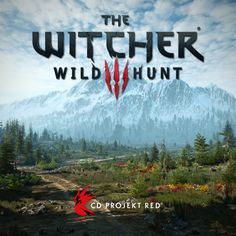The Witcher Wild Hunt, Mark Foreman The Witcher Wild Hunt, The Witcher 3, Witcher Art, Inspirational Artwork, Game Art, Scenery, Environment, Concept, Fantasy