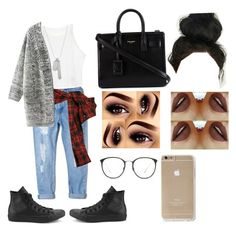 """#2 fall outfit"" by amaniiridley on Polyvore"