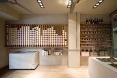 Rocambolesc Ice Cream Parlour - Sandra Tarruella Interioristas