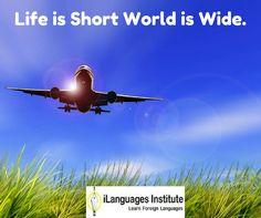 International tour is made easier and more pleasant through knowing a foreign language. You will enjoyed freely. Enroll now www.ilanguagesinstitute.com #Foreignlanguage #Translation #Ilanguage #visaconsultancy #Languageexperts #Translators #vadodara #Aadharcard #Rationcard #internationaltravel