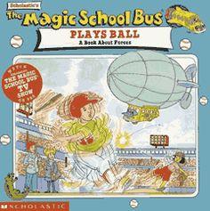 Magic School Bus: Plays Ball (baseball lesson plans)  @Durham Bulls