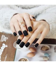 Nail Art Tips (24 PCS) NA003 - JollyVogue® Official Site So beautiful you need a manicure to dress up your beauty this summer