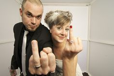 THIS WILL be my engagement photo op!  Love the quasi-naughtiness of it :)