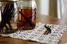 Can't wait to start making my own vanilla extract (and give it away as gifts!) #homemade #diy #gifts