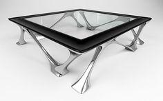 Michael Stolworthy - PROMENADE TABLE