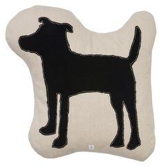 Pup pillow.