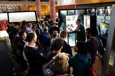 Das Historische Museum schmeisst ein Fussballfest