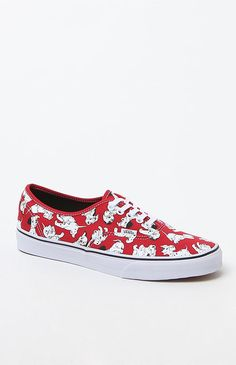 Hooked on x Disney Authentic 101 Dalmatians Shoes that I found on the PacSun App