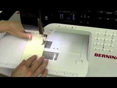 Bernina 380 20 Stretch Overlock or Toweling Stitch