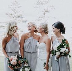 LOVE FIND CO. // The Bridesmaid's Edit // I was recently Maid Of Honour at my besties wedding and while my mind is   usually on all things bridal, this exciting event gave me the opportunity   to dive head deep into all things bridesmaids. Here is my edit of labels   making beautiful bridesmaid dresses.    BRIDESMAIDS ONLY    WEBSITE  //