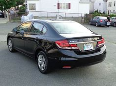 2013 Honda Civic LX 4dr Sedan 5A In Somerville MA - Broadway Auto Sales