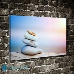 Soft Stone Tablo #natural_kanvas_tablolar #Manzara_tabloları