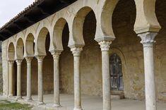Monasterio de San Miguel de Escalada. Gradefes (León)