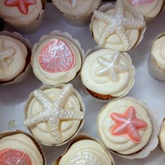 Wedding Cupcakes.  Linkme