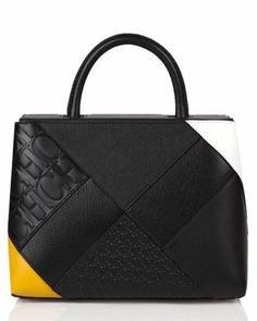 Carolina Herrera Spring 2016 superb handbag. - fashion designer handbags, #handbags & purses, unique handbags