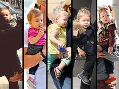 Babies With Awesome Shoes
