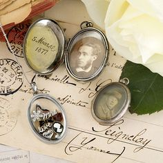 Origami Owl Custom Jewelry   Silver Looking Glass Classic Hinged Living Locket. This is the fall 2016 line!! I LOVE this locket since it magnifies what in it. Like an old fashioned traditional locket. Incredible for displaying photos