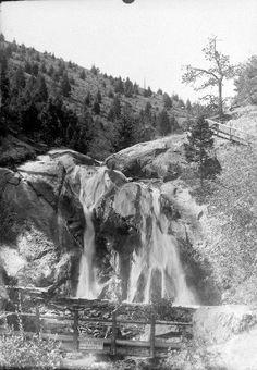 Helen Hunt Falls 1900s