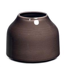 Grey Brown Vase