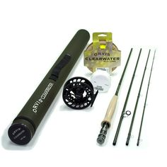 Orvis Clearwater 6 weight 9ft Fly Rod Outfit: 906-4 >>> Find out more…