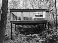 ben rose home aka ferris bueller house in chicago by a. james speyer, 1953