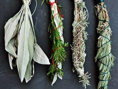 Como fazer incenso natural com ervas aromáticas.nT