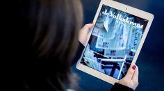 cool Volkskrant Magazine en Quest genomineerd voor Mercurs