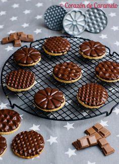 Chocolate Work, Chocolate Ice Cream, Chocolate Brownies, Biscuit Cookies, Yummy Cookies, Cookie Flavors, Cookie Recipes, Ice Cream Cookies, Sweet Pastries